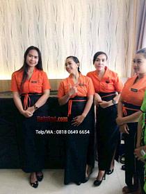 Jahit Pakaian Seragam Klinik di Pulogadung
