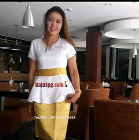 Jahit Baju Seragam SPG Jakarta Timur