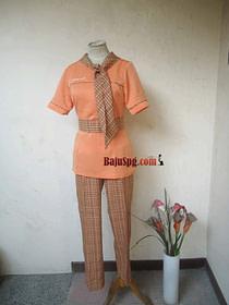 Baju Seragam SPG Klinik