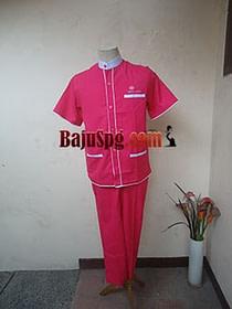Seragam OMDC Dental Clinic Pria